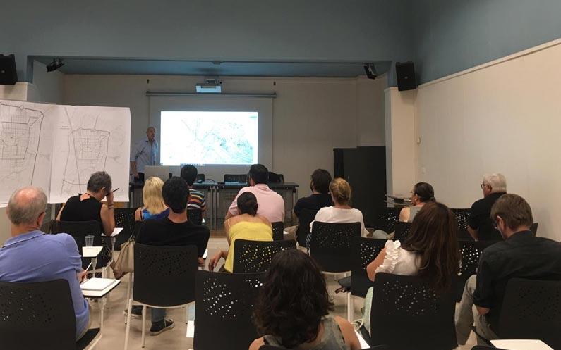 Reunió Col·lectiu Dynamo Juliol 2019